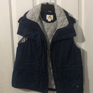 Navy Sperry Vest